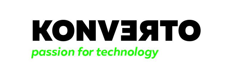 KONVERTO Logo Slogan