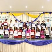 Abschlussfeier der Jugendleiter 2019